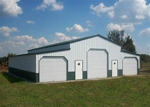 Metal barns north carolina nc steel pole barns north for Carolina pole buildings