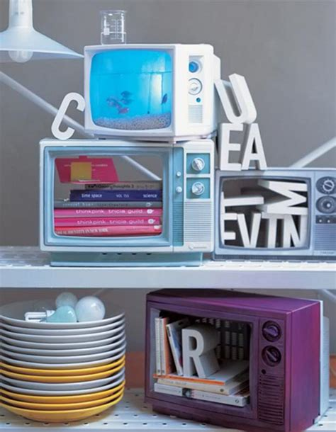 What To Do With Tv by Ideas For Repurpose An Tv Into A Usefull And