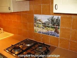Carrelage Mural Pour Cuisine : carrelage cuisine 15x15 carrelage cuisine carrelage ~ Dailycaller-alerts.com Idées de Décoration