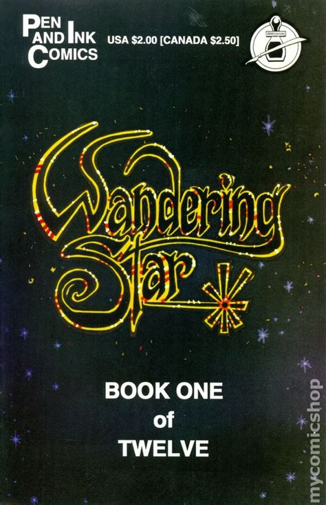 Wandering Star (1993 Pen And Inksirius) Comic Books