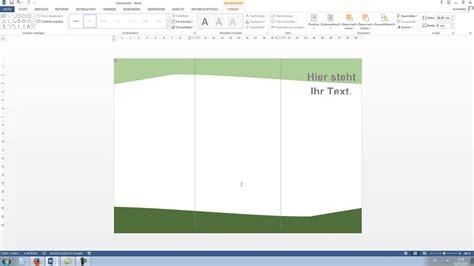 flyer erstellen  word   hd tutorial german