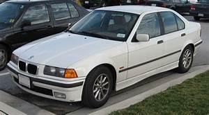 Bmw E36 3 Series Sedan 320i  1991