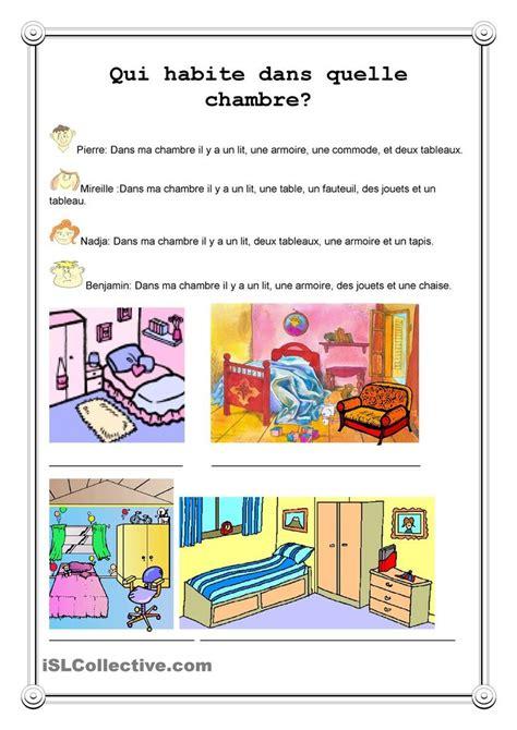 description d une chambre en anglais les 25 meilleures idées concernant cours d 39 espagnol sur