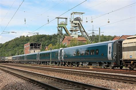 Mtr King 91 by New Caledonian Sleeper Rolling Stock Arrives At