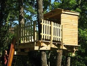 Comment Construire Une Cabane à écureuil : comment construire une cabane dans les arbres bricobistro ~ Melissatoandfro.com Idées de Décoration