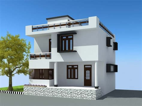 Home Design Ideas 3d by House Outer Design