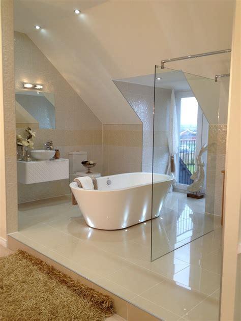 open plan shower luxury open plan ensuite beautiful bathrooms and