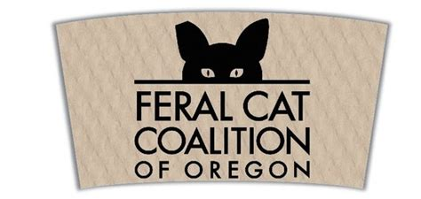 feral cat coalition 94 best images about coffee sleeves on coffee