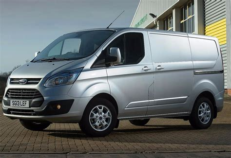 Used Ford Transit Custom Vans For Sale
