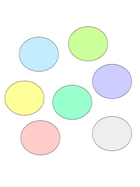 bubble chart fillable printable  forms handypdf