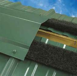 Metal Roof Ridge Vent