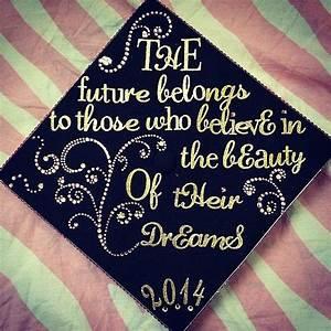 75 Creative Way... Creative Graduation Cap Quotes