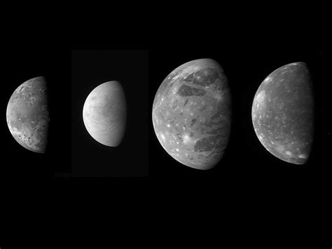 Jupiter's Moons   NASA