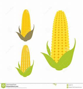 Corn. Logo Stock Photography - Image: 29333772