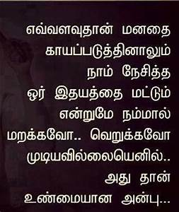 True love | Tamil quotes | Pinterest | True Love and Love