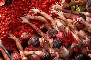 8 Facts About The La Tomatina Festival In Spain Festival