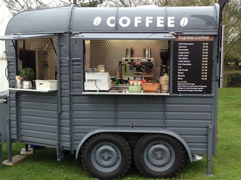 Image Result For Horse Trailer Coffee Bar Colombian Coffee Dublin Think Kitchen Pot Delray Beach Commercial Makers Uk Dubai Roasters London 8th Ave Wifi Password Description