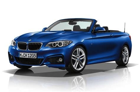 Bmw 2 Series Convertible M Sport Kit Revealed