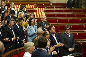 Catalan-Madrid showdown expected as Puigdemont ...