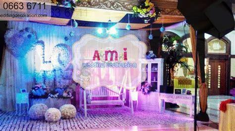 jasa dekorasi wedding murah surabaya