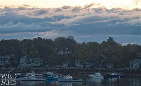 Boat Shop Marblehead by Morning Light In The Windshield Marblehead Ma
