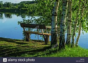 Country Green Wide View Bank Land Village Stock Photos ...