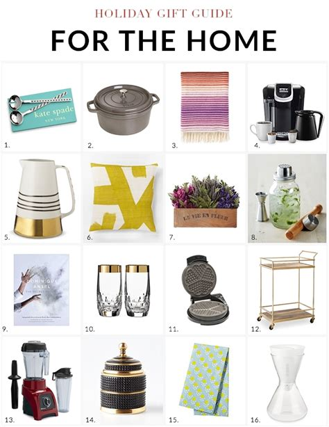 home design gifts best gifts for the home endearing gift guide 2014