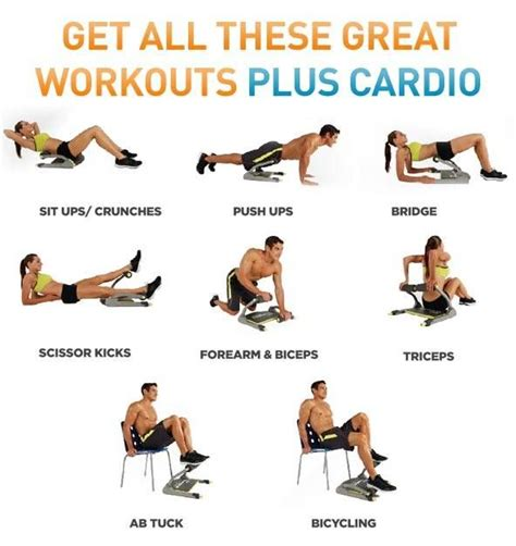 The Ultimate Total Core Workout