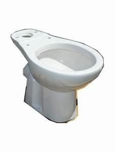 Wc Sortie Horizontale : cuvette wc creme ceramique sortie horizontale ~ Melissatoandfro.com Idées de Décoration