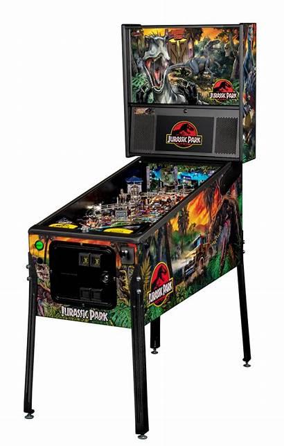 Jurassic Park Pinball Machine Hire Stern Elektronika