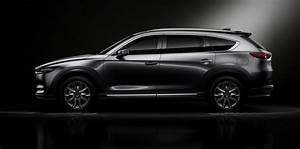 Mazda Cx 8 : 2018 mazda cx 8 revealed in japan ~ Medecine-chirurgie-esthetiques.com Avis de Voitures
