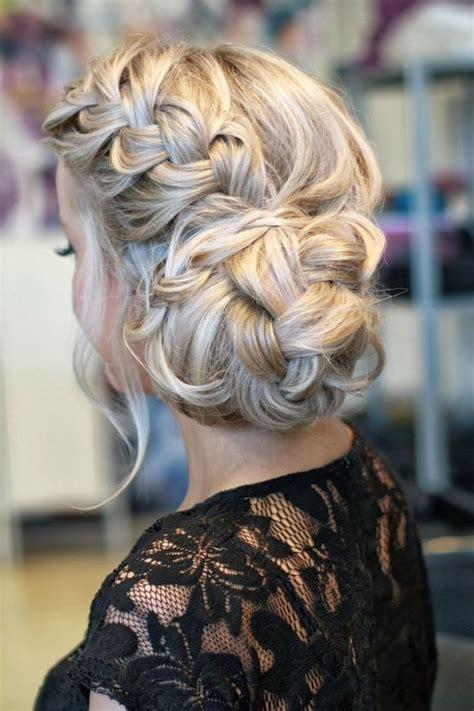 formal dance hairstyles peinados elegantes