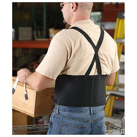 Back Cusion - elastic back support belt 581541 garage tool