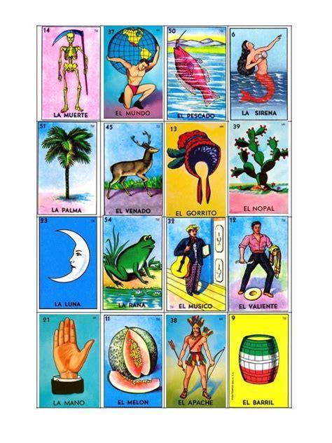 pin de olga cantu en loteria tablas de loteria loter 237 a y u 241 a decoradas