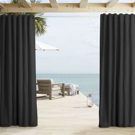 door curtains 187 all weather outdoor curtains inspiring