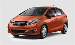 2019 Honda Fit  Pricing  Specs  Features  Photos