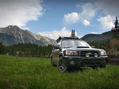 2004 Subaru Forester Off Road  News, Reviews, Msrp