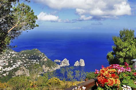 3 Day Excursion To Naples Pompeii Sorrento And Capri