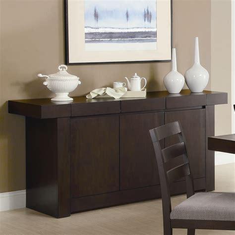 modern dining room sideboard server table cabinet