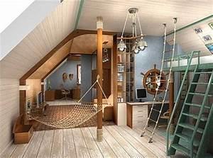 Coole Sachen Fürs Zimmer : 18 marine zimmer interieurs f r jungen thematische ideen ~ Sanjose-hotels-ca.com Haus und Dekorationen