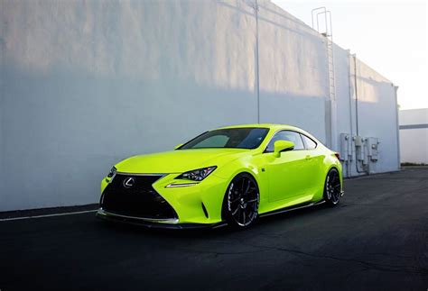custom lexus rc 350 watch lexus transform a rc 350 f sport in under a minute