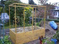 Hochbeet Mit Aufbau Fr Gitter Oder Folie Tomaten Garten