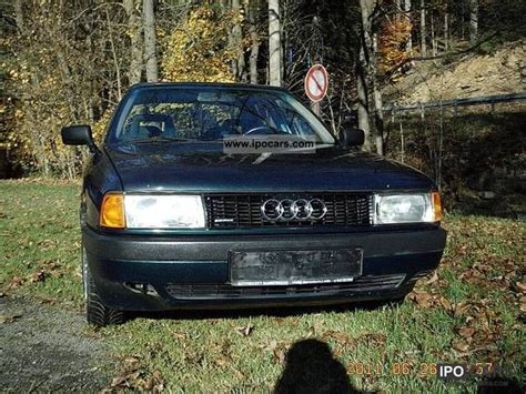 all car manuals free 1991 audi 80 electronic toll collection 1991 audi 80 quattro special car photo and specs