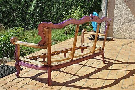 restaurer un canapé restaurer un canapé de a à z conseils des bricoleurs du