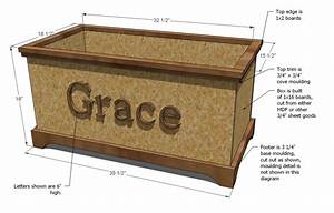 » wooden toy chest plans freefreewoodplans