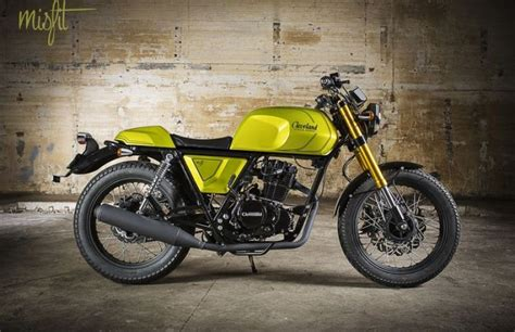 Cleveland Cyclewerks Image by Cleveland Cyclewerks To Introduce Its Bikes In India By