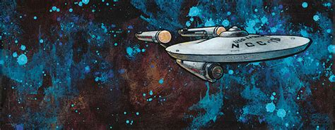 Star Trek Fine Art Prints
