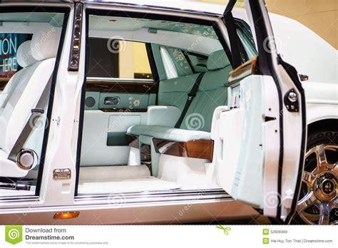 interieur rolls royce phantom int 233 rieur de rolls royce phantom salon de l automobile geneve 2015 image stock 233 ditorial