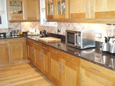 tan brown granite kitchen worktops  stone arts