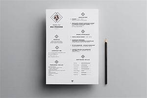 Cv Cover Letter Template Word Free Clean Resume Cv Design Template Psd File Good Resume
